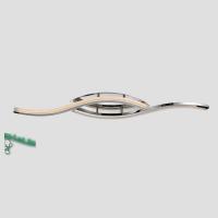 00152-6-26W-4000K Люстра светодиодная потолочная хром