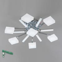 1409-7 Люстра потолочная LEDх35