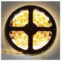 Ecola LED strip PRO  9W/m 12V IP20 10mm 30Led/m 2800K 20Lm/LED 600Lm/m светодиодная лента на катушке 5м.