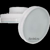 Ecola GX70   LED Premium 20,0W Tablet 220V 6400K матовое стекло (композит) 111х42