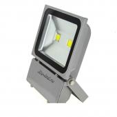 Светодиодный прожектор 100 Вт (2х50), Холодный белый