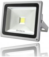 Светодиодный прожектор 50 Вт, Теплый белый