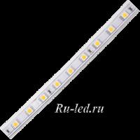 Ecola LED strip 220V STD 14,4W/m IP68 14x7 60Led/m 4200K 12Lm/LED 720Lm/m лента  20м.