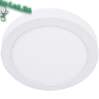 Ecola LED downlight накладной Круглый даунлайт с драйвером 18W 220V 4200K 220x32