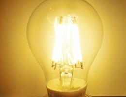 Светодиодная (LED) лампа Filament