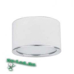 Точечные светильники led полностью соответствуют определению стильно и современно 544-Тр-7W-4000K Светильник LED накладной круглый белый