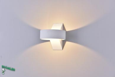 светодиодные бра на любой кошелек и для любых целей 6715-5W-3000К Бра светодиодная белая
