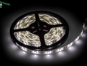 Ecola LED strip 220V STD  9,6W/m IP68 12x7 120Led/m 6000K 4Lm/LED 480Lm/m лента  50м.