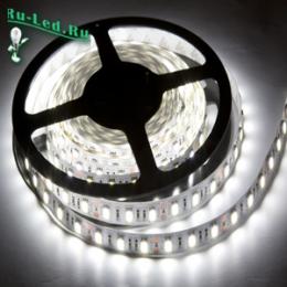 Ecola LED strip STD  7,2W/m 12V IP20  10mm 30Led/m 4200K 14Lm/LED 420Lm/m светодиодная лента на катушке 50м.