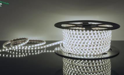 Ecola LED strip 220V STD  4,8W/m IP68 10x6 60Led/m 4200K 4Lm/LED 240Lm/m лента  50м.