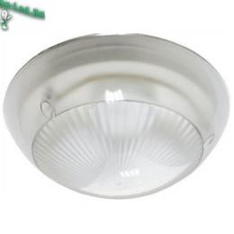 """светильник gx53 ecola ip65 для использования в качестве локального источника света Ecola Light GX53 LED ДПП (DPP) 03-18 светильник """"Сириус"""" Круг накладной IP65 3*GX53 прозрачный белый 280х280х90"""
