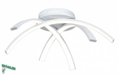 лед люстры потолочные светодиодные для квартиры, коммерческого помещения либо офисного по одним из самых доступных цен. Люстра TLAR3-51-07/W/4000К