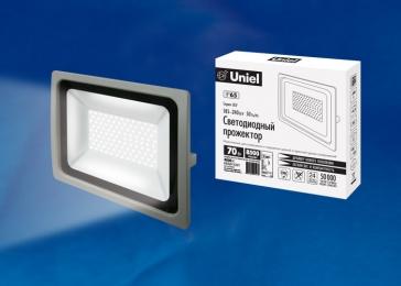 лед прожекторы цены на нашем сайте приятны и вполне разумны.ULF-F16-70W/NW IP65 185-240В SILVER