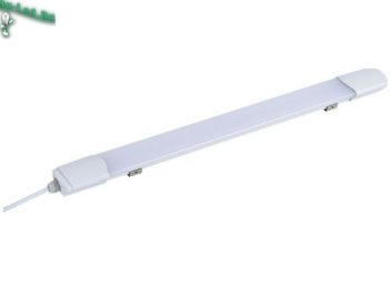 жкх светодиодные купить, чтобы обеспечить комфортную обстановку в больших помещениях Ecola LED linear IP65 тонкий линейный светодиодный светильник (замена ЛПО) 20W 220V 4200K 585x60x30