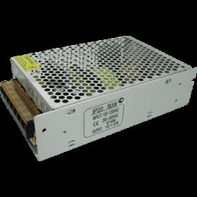 B2L080ESB блоки питания для светодиодных лент ecola led strip power supply 80w 220v-12v ip20