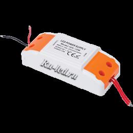 Ecola LED strip Power Supply  12W 220V-12V IP20 блок питания для светодиодной ленты