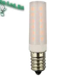 светодиодная лампа t25 e14 купить по цене интернет магазина в москве недорого Ecola T25 LED Micro 1,0W E14 Flame имитация пламени 64x16 mm