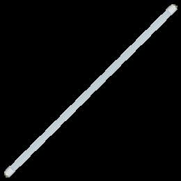 led лампа tube t8 g13 удобна в эксплуатации обеспечивает яркий белый свет