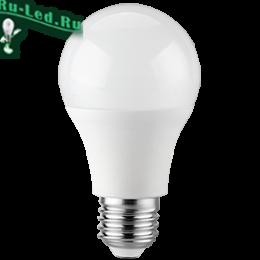 Лампа светодиодная led 12вт е27 купить недорого по ценам в москве Ecola classic LED 12,0W A60 220-240V E27 6500K (композит) 110x60