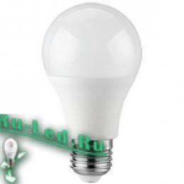 Лампа шар led e27 купить недорого в интернет магазине в москве онлайн Ecola classic LED 12,0W A60 220-240V E27 2700K (композит) 110x60