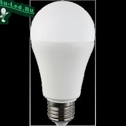Светодиодные лампы 6500к e27 пользуются спросом среди отечественных потребителей Ecola classic LED Premium 15,0W A60 220-240V E27 6500K (композит) 120x60