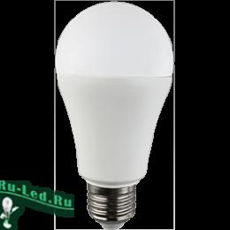 Светодиодные лампы ecola e27 позволяют экономить до 90% электроэнергии Ecola classic LED Premium 15,0W A60 220-240V E27 4000K (композит) 120x60