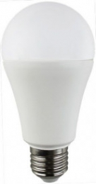 Ecola classic   LED Premium 17,0W A60 220-240V E27 6500K (композит) 115x60