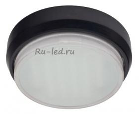 светильники Ecola gx53 купить Ecola GX53 DGX5318 Накладной Легкий Черный (светильник) 18x88