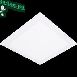 купить встраиваемые точечные светильники за качество, которое превзойдет все ожидания Ecola LED downlight встраив. Квадратный даунлайт с драйвером 24W 220V 4200K 300x300x20
