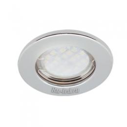 купить светильник Москва Ecola Light MR16 DL90 GU5.3 Светильник встр. плоский Хром 30x80 - 2pack (кd74)