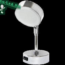 gx53 поворотный купите, чтобы работать было приятно и легко. Ecola GX53 FT4173 cветильник поворотный на среднем кроншт. хром 210x80