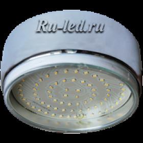 накладные светильники потолочные, если вам понадобилось больше света Ecola GX70 G16 Светильник Накладной Хром (chrome) 42x120