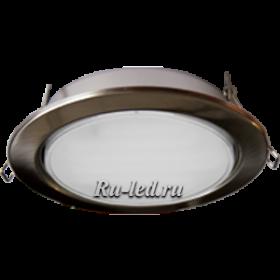Если вы любите свой дом и хотите не только украсить его интерьер, но и наполнить комнаты светом и уютом, то стоит светильник gx70 купить Ecola GX70-H5 светильник сатин-хром встр. без рефл. 53x151 (кd135)
