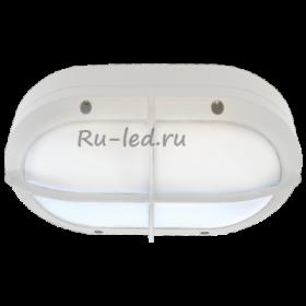 Светильник накладной ip65 Ecola GX53 LED B4148S светильник накладной IP65 матовый Овал с решеткой алюмин. 2*GX53 Белый 215x135x65