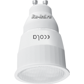 Лампочка gu10 обладает существенно длительным сроком службы Ecola Reflector GU10 11W Luxer 220V 4000K 78x50