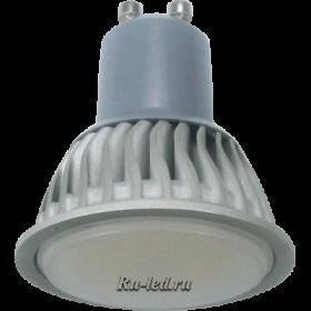gu10 7w светодиодные лампы созданы для установки во встраиваемые точечные светильники Ecola Reflector GU10 LED 7,0W 220V 6500K (ребристый алюм. радиатор) 56x50