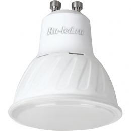 gu10 220 лампа - это существенная экономия электроэнергии Ecola Reflector GU10 LED Premium 10,0W 220V 2800K (композит) 57x50