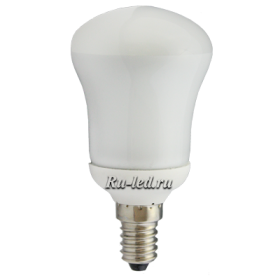 лампа накаливания груша купить недорого по ценам интернет магазина Ecola Reflector R50 7W EIR/M 220V E14 6400K (R50) 91x50 УВВ