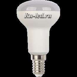 Светодиодные лампы е14 r50 для качественного освещения домов и офисов Ecola Reflector R50 LED Premium 7,0W 220V E14 6500K (композит) 87x50