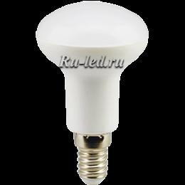 led лампа e14 r50 спектр мест их применения крайне широк Ecola Reflector R50 LED Premium 8,0W 220V E14 2800K (композит) 87x50