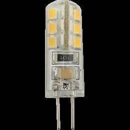 светодиодные лампы g4 220v купить выгоднее всего в интернет-магазине Mr. Volt Ecola G4 LED 3,0W Corn Micro 220V 6400K 320° 40x15