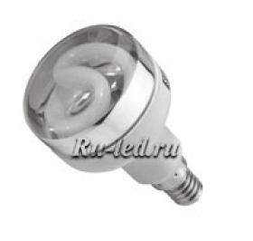 Лампа накаливания груша совместима со светильниками R50 Ecola Reflector R50 7W DER/R50C 220V E14 2700K (R50) 85х50