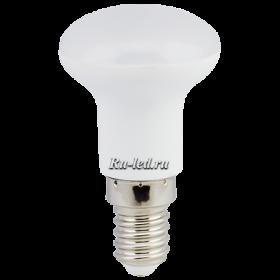 груша лампочка подойдет для установки во встраиваемые светильники Ecola Reflector R39 LED Premium 5,2W 220V E14 4200K (композит) 69x39