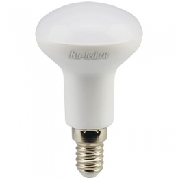 рефлектор led лампа - это рациональный выбор бережливых хозяев Ecola Reflector R50 LED 5,4W 220V E14 2800K (композит) 85x50