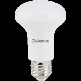 лампа груша e27дает направленный поток света Ecola Reflector R63 LED 11,0W 220V E27 4200K (композит) 102x63