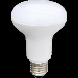 светодиодная лампа рефлектор r80 купить недорого по цене интернет магазина в москве Ecola Reflector R80 LED Premium 12,0W 220V E27 6400K (композит) 114x80