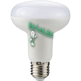 Лампа накаливания r80 является полноценным аналогом традиционных ламп накаливания Ecola Reflector R80 LED Premium 17,0W 220V E27 2800K (композит) 114x80