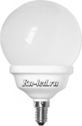 K4SV25ECB лампы - шары ecola globe 25w gd-33 220v e14 4100k шар 144х93