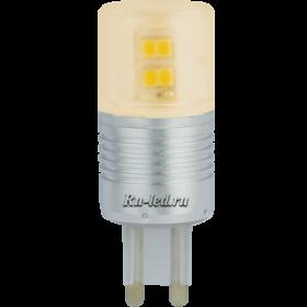 лампочка g9 светодиодная купить, чтобы вы смогли более эффективно работать и качественно отдыхать Ecola G9 LED 4,1W Corn Mini 220V золотистый 300° (алюм. радиатор) 65x23