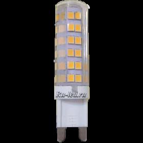 лампочки g9 светодиодные надежные, долговечные и экономичные Ecola G9 LED 7,0W Corn Micro 220V 4200K 360° 60x15